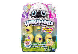 Spin Master Hatchimals Colleggtibles Serie III 4er-Pack + Bonus
