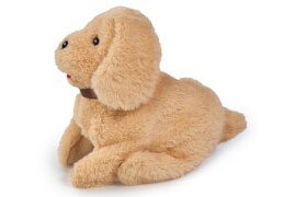 ChiChi LOVE - Salto Puppy, ca. 20 cm, inkl. Batterien, ab 3 Jahre