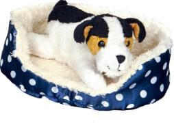 Die Spiegelburg - Boomer im Körbchen Lustige Tierparade, Hund