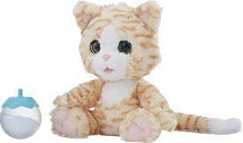 Hasbro E0418EU4 FurReal Cara, mein kuscheliges Kätzchen, ab 4 Jahren