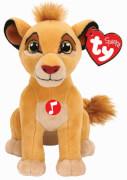 SIMBA W/Sound LION KING - Beanie Babie
