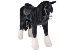 Shire Horse Pferd mit Sound,