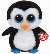 TY Beanie Boo's - Pinguin Waddles, Plüsch, ca. 15x13x22 cm