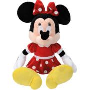 Simba Nicotoy Disney Minnie Red Dress, 50cm