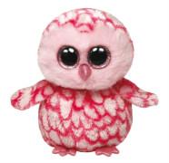 Ty Pinky-Schleiereule pink, ca. 15 cm