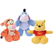 Nicotoy Disney Winnie PuuhFlopsies Refresh, 25cm
