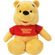Nicotoy Disney Winnie PuuhFlopsies Refresh Winnie, 35cm