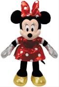 Disney - Minnie Glitter rot ,20 cm,