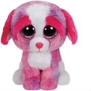 Ty Sherbet-farbiger Hund, ca. 15 cm