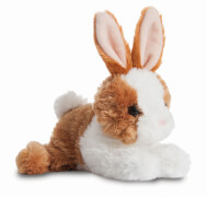 Mini Flopsie - Bunny Brown/Wh
