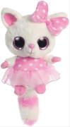 YooHoo & Friends Pammee Pretty In Pink, ca. 12,5 cm, Plüsch