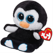 TY PENNIE PENGUIN PEEK-A-BOO