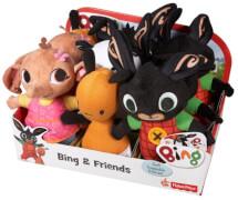 Mattel Bing Plüsch Bing