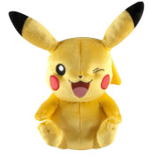 TOMY T18719  Pokemon Plüsch-Pikachu, ca. 20 cm