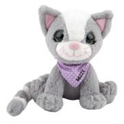 Depesche 5691 SNUKIS Plüsch 18 cm Mizzy die  Katze