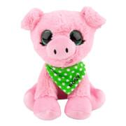 Depesche 5692 SNUKIS Plüsch 18 cm Rosy das Schwein