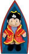 Plüschfigur Capt'n Sharky (ca. 30 cm)