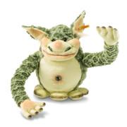 Steiff Edric Monster grün, 26 cm