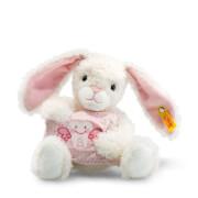 Steiff Lea Zahnfee-Hase, weiß/rosa, 22 cm