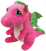 TY DARLA DRAGON LARGE BOO