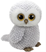 TY OWLETTE BOO LARGE