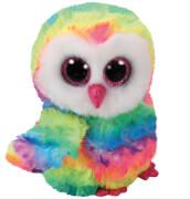 TY OWEN OWL - BEANIE BOOS