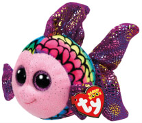 TY Flippy,Fisch multicolor 15cm