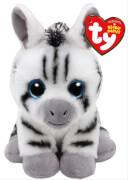 TY Beanie Babies - Zebra Stripes, Plüsch, ca. 10x10x15 cm