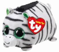 TY Teeny Tys - Zebra Zilla, Plüsch, ca. 5x5x9 cm