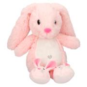 Depesche 4985 Princess Mimi Nelly Plüsch mit  Puschen, rosa, 21 cm