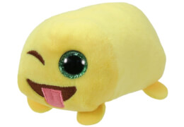 Wink,Emojis zwink. Gesicht 10cm