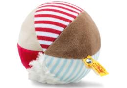 Steiff Seemann Rassel-Ball, bunt, 12 cm