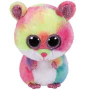 TY Beanie Boo's - Hamster Rodney, Plüsch, ca. 12x13x23 cm