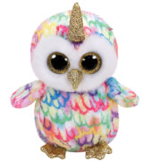 TY ENCHANTED OWL WITH HORN - BEANIE BOOS