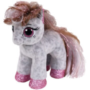 TY CINNAMON SPOTTED PONY - BEANIE BOOS