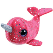 TY NELLY PINK NARWHAL TEENY TY