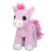 Depesche 8811 Ylvi & the Minimoomis Pony Liloo Plüsch, 24 cm