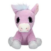 Depesche 8812 Ylvi & the Minimoomis Pony Liloo Plüsch, 18 cm