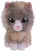 TY SCRAPPY CURLY HAIR CAT - BEANIE BOOS