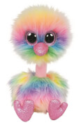 TY ASHA PASTEL OSTRICH - BOO MED