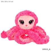 Depesche 10613 Minimoomi Plüsch Krake Ahooy Pink