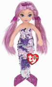 TY LORELEI PURPLE SEQUIN MERMAID REG