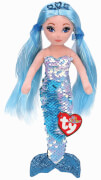 TY INDIGO AQUA SEQUIN MERMAID REG