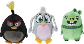 Jazwares ANGRY BIRS ANB0022 Micro Plüsch Blind Pack sortiert