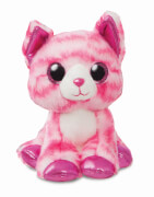 Sparkle Tales Crystal Pink Cat 7 In