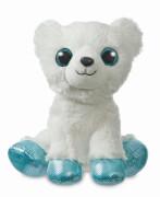 Sparkle Tales Igloo Polar Bear 12In