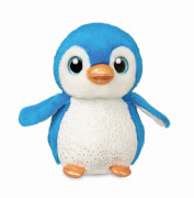 Sparkle Tales Seaweed Blue Penguin 7In