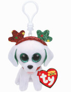 SUGAR DOG BOO KEY CLIP XMAS 2019