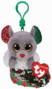 CHIPPER MOUSE FLIPPABLE CLIP XMAS 2019