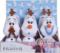Simba Nicotoy Disney Frozen 2, lustiger Olaf, 20cm,